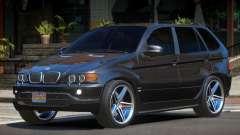 BMW X5 S-Style SR
