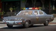 AMC Matador Police V1.0 para GTA 4