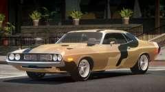 1971 Dodge Challenger RT V1.2 PJ3 para GTA 4