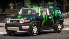 Toyota FJ Cruiser ST PJ5 para GTA 4