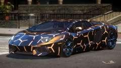 Lamborghini Aventador LP700 SR PJ3 para GTA 4
