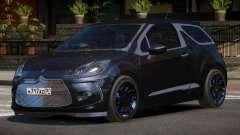 Citroen DS3 RS para GTA 4
