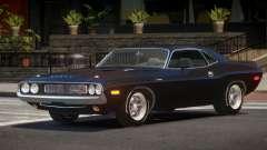 1971 Dodge Challenger RT V1.2 para GTA 4
