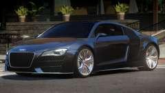 Audi R8 E-Tuning para GTA 4