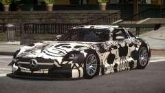 Mercedes SLS R-Tuning PJ3 para GTA 4