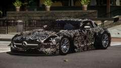 Mercedes SLS R-Tuning PJ6 para GTA 4