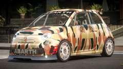 Fiat 500 L-Tuned PJ5 para GTA 4