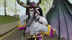 Illidan V2 (Warcraft III) para GTA San Andreas