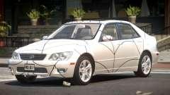 Lexus IS300 LS PJ5 para GTA 4