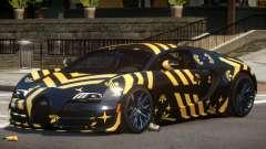 Bugatti Veyron SS PJ3 para GTA 4