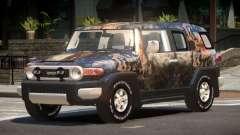 Toyota FJ Cruiser ST PJ4 para GTA 4