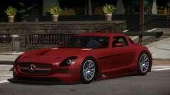 Mercedes SLS R-Tuning para GTA 4
