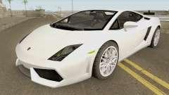 Lamborghini Gallardo LP560-4 IVF para GTA San Andreas