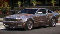 Ford Mustang E-Style PJ5 para GTA 4