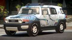 Toyota FJ Cruiser ST PJ2 para GTA 4
