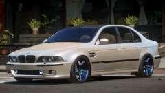 BMW M5 E39 ZT para GTA 4