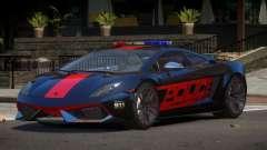 Lamborghini Gallardo SR Police