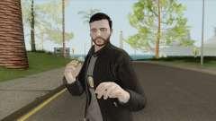 Male Random FBI Skin V1 (Bugstars Equipment) para GTA San Andreas