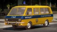 RAF 2203 Police para GTA 4