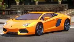 Lamborghini Aventador L-Tuned para GTA 4
