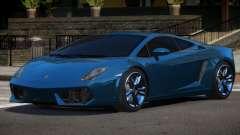 Lamborghini Gallardo SE V1.1 para GTA 4