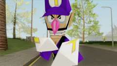 Waluigi (Mario Party 3) para GTA San Andreas