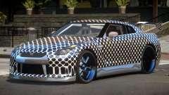 Nissan GT-R SE PJ3 para GTA 4