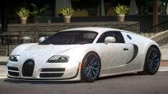 Bugatti Veyron SS PJ2 para GTA 4