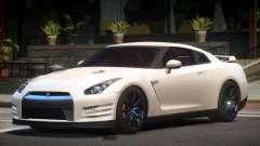 Nissan GT-R S-Tuning para GTA 4