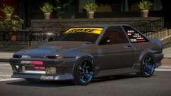 Toyota Corolla GT-S V1.1 para GTA 4