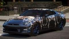 Nissan GT-R Qz PJ5 para GTA 4