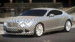 2013 Bentley Continental GT Speed PJ2 para GTA 4