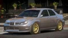 Subaru Impreza SR para GTA 4