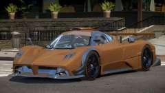 Pagani Zonda R-Tuning para GTA 4