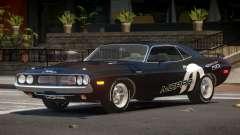 1971 Dodge Challenger RT V1.2 PJ6 para GTA 4