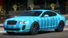 Bentley Continental S-Edit PJ1 para GTA 4