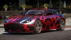 Aston Martin Zagato SR PJ5 para GTA 4
