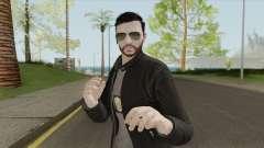 Male Random FBI Skin V2 (Bugstars Equipment) para GTA San Andreas