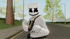 Marshmello V3 (GTA Online) para GTA San Andreas
