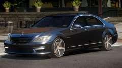Mercedes Benz S65 V1.3 para GTA 4