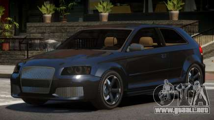 Audi S3 R-Tuning para GTA 4
