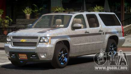 Chevrolet Suburban E-Style PJ2 para GTA 4