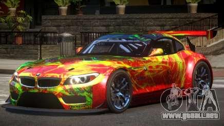 BMW Z4 GT-Sport PJ2 para GTA 4
