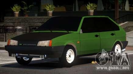 VAZ 2109 Street Tuned para GTA 4