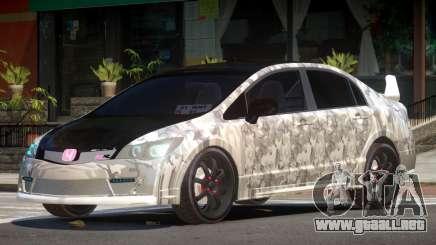 Honda Civic R-Tuning PJ2 para GTA 4