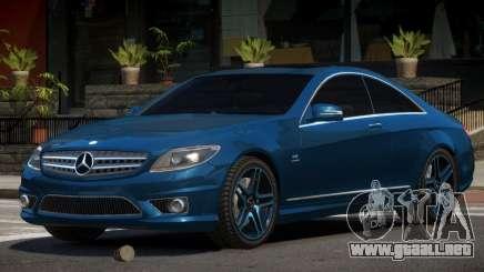 Mercedes-Benz CL65 ZT para GTA 4