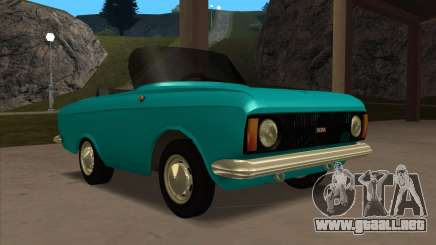 Juguete AZLK 2.0 para GTA San Andreas
