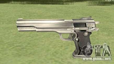 Desert Eagle (Silver) para GTA San Andreas