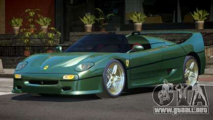 Ferrari F50 S-Tuned para GTA 4