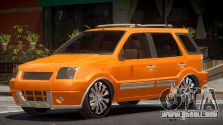 Ford EcoSport ST para GTA 4